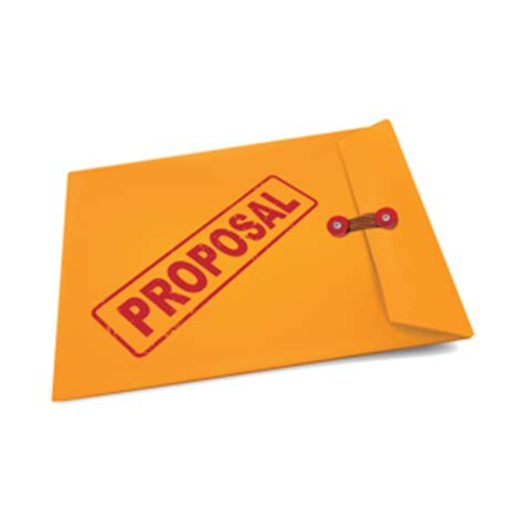 How to Write a Project Proposal Bizfluent